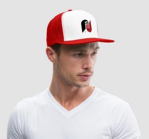 Truckercap mit Reisemobilunion Logo